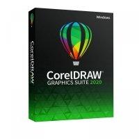 Program Corel CorelDRAW Graphic Suite 2020 CZ/PL WIN