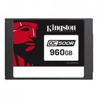 Dysk SSD Kingston Data Center DC500R SSD SATA3 2,5'' 960GB, R/W 555MBs/525MBs