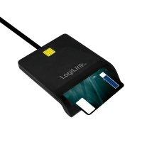 Czytnik kart inteligentnych LogiLink CR0037
