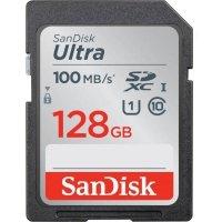 Karta pamięci SDXC SanDisk ULTRA SDXC 128GB 100MB/s UHS-I Class 10