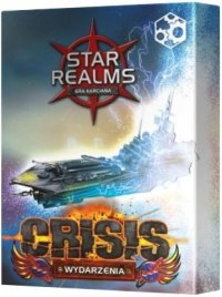Star Realms: Crisis - Wydarzenia (edycja polska)
