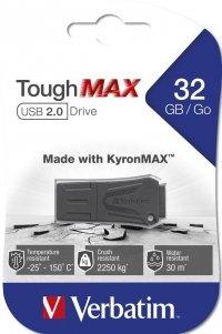 Verbatim ToughMax 32GB USB 2.0 Read/Write (80/25MB/s)