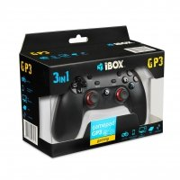 iBOX GP3 GAMEPAD 3IN1 PC, ANDROID, PS3