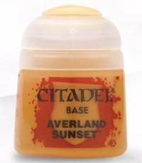 Farba Citadel Base: Averland Sunset 12ml