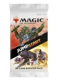 Magic: The Gathering: Jumpstart Booster (1 Booster)
