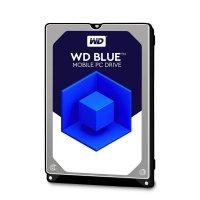 Dysk twardy WD Blue, 2.5'', 1TB, SATA/600, 5400RPM, 128MB cache, 7mm