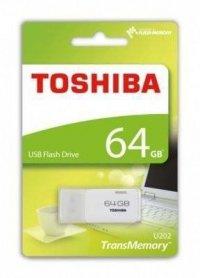 Pendrive Toshiba 64GB U202 (PD64G20TU202WR) USB 2.0