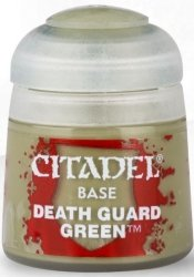 Farba Citadel Base - Death Guard Green 12ml