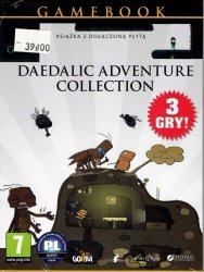 Gra Gamebook Daedalic Adventure Collection PC