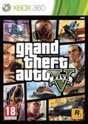 GRAND THEFT AUTO V (GTA V) X360 PL