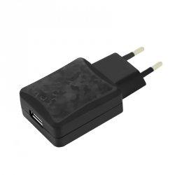 Qoltec Ładowarka/zasilacz sieciowy do Smartfon/Tablet | 5V | 2.1A | USB