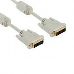 4World Kabel monitorowy DVI-D (18+1)- DVI-D (18+1) M/M 1.8m, SL ferryt - retail