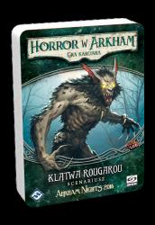 Horror w Arkham: Gra karciana – Scenariusz – Klątwa Rougarou