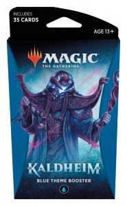MTG - Kaldheim - Blue Theme Booster
