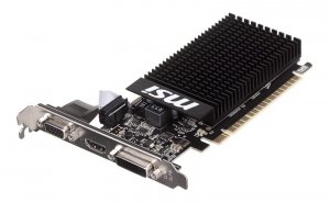 MSI GF GT 710 2048MB DDR3/64b HDMI/DVI/VGA PCI-E LP