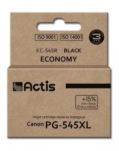 Tusz ACTIS KC-545R (zamiennik Canon PG-545XL; 15 ml; czarny)