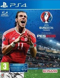 PRO EVOLUTION S.EURO 2016  PS4