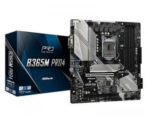 Płyta ASRock B365M PRO4 /DDR4/M.2/USB3.1/PCIe3.0/s.1151/mATX