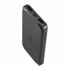 Powerbank Acme PB102, 10000mAh, czarny, 2x USB 2,1A (Type-C + MicroUSB))