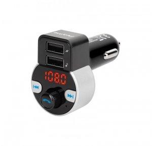 Transmiter FM Peiying URZ0481 Bluetooth, LED, USB, SD/MMC, MP3/WMA