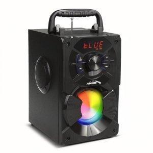 Głośnik przenośny bluetooth Audiocore AC730 radio FM, wejście kart SD/MMC, AUX, USB, pilot