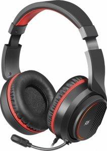 Słuchawki z mikrofonem Defender APEX PRO 7.1 VIRTUAL SOUND podświetlane USB + GRA