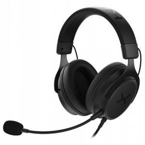 Słuchawki z mikrofonem KRUX Knockz czarne