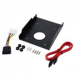 Adapter HDD LogiLink AD0013 sanki 2,5>3,5 plastik