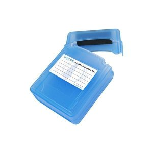 Pudełko ochronne na HDD LogiLink UA0132 2xHDD 2,5