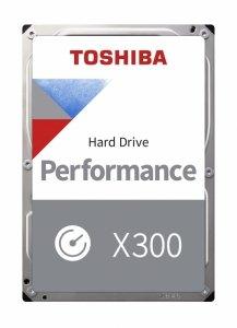 Dysk Toshiba X300 HDWG31GUZSVA 3,5 16TB SATA 7200 256MB BULK