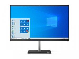 Komputer AIO Lenovo Essential V50a-24IMB 23,8FHD/i3-10100T/8GB/SSD256GB/UHD630/10PR Black