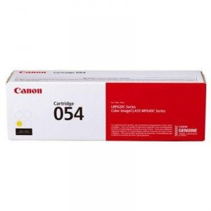 Toner Canon CRG-054Y Yellow