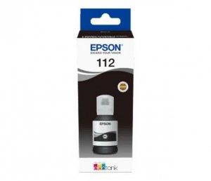 Tusz Epson 112 black 7500str. (C13T06C14A)