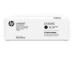 Toner HP 410XC (CF410XC) black