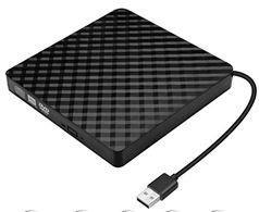 Napęd DVD-RW KRUX KRX0071 USB Black