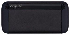 Dysk zewnętrzny SSD Crucial X8 Portable 500GB USB3.1 1050 MB/s