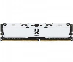 Pamięć DDR4 GOODRAM IRDM X 16GB (2x8GB) 3200MHz CL16-20-20 1,35V 1024x8 White