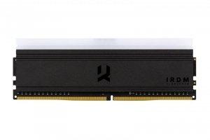Pamięć DDR4 GOODRAM IRDM RGB 16GB(2x8GB) 3600MHz CL18 1,35V Black