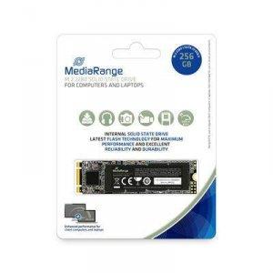 Dysk SSD MediaRange MR1022 256GB M.2 2280 SATA6 (545/475 MB/s)