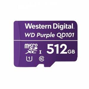 Karta pamięci WD Purple SC QD101 Ultra Endurance 1TB MicroSDXC UHS-1 U1
