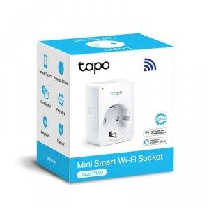 Gniazdko inteligentne TP-Link Mini Smart Plug Wi-Fi Tapo P100