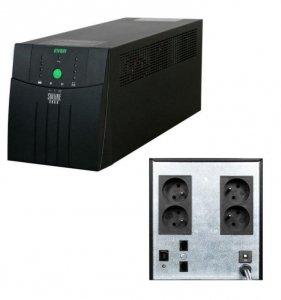 Zasilacz awaryjny UPS Ever Line-Interactive Sinline USB HID 2000VA