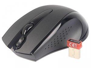 Mysz bezprzewodowa A4Tech G9-500F-1 V-Track RF nano czarna