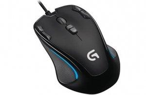 Mysz przewodowa Logitech G300s USB