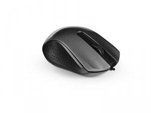 Mysz przewodowa Modecom M4.1 optyczna szaro-czarna