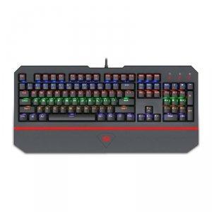 Klawiatura przewodowa Redragon ANDROMEDA K558R-1 Gaming czarna