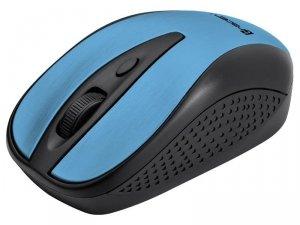 Mysz bezprzewodowa Tracer JOY II RF Nano USB optyczna - blue