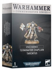 Space Marines Terminator Chaplain Tarentus
