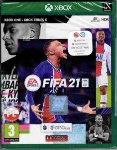 Fifa 21 PL XBOX ONE