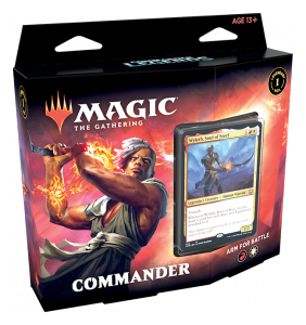 MTG Commander Legends Deck - Arm for Battle